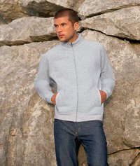 Sudadera cremallera completa, Fruit of the Loom 622280